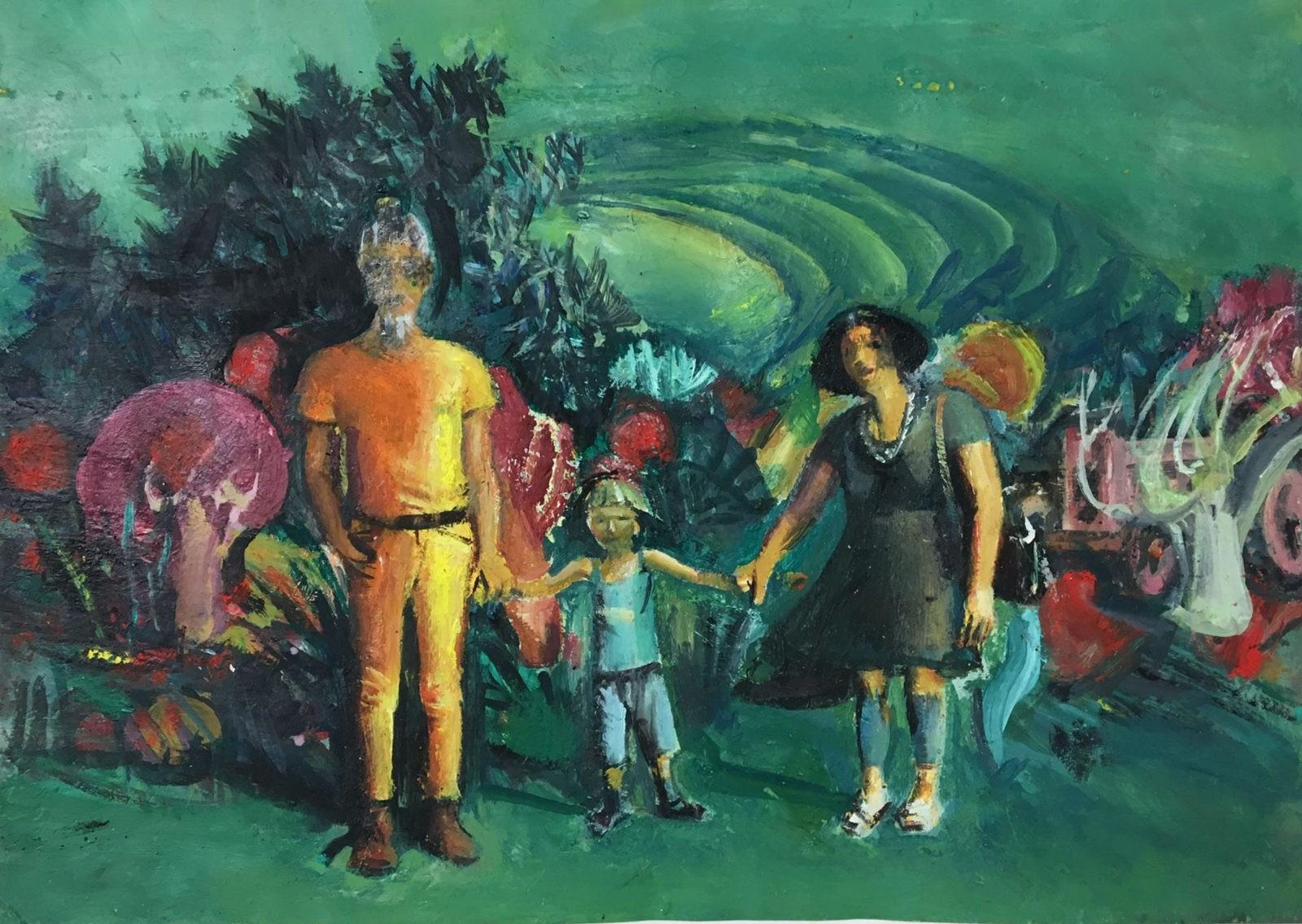 Gon Bregu-family