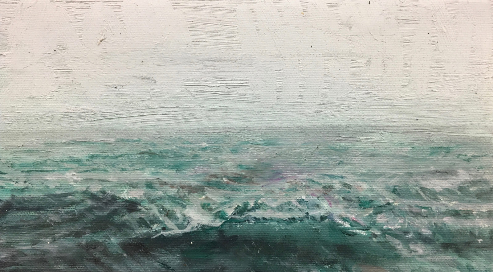 Seascape with Waves