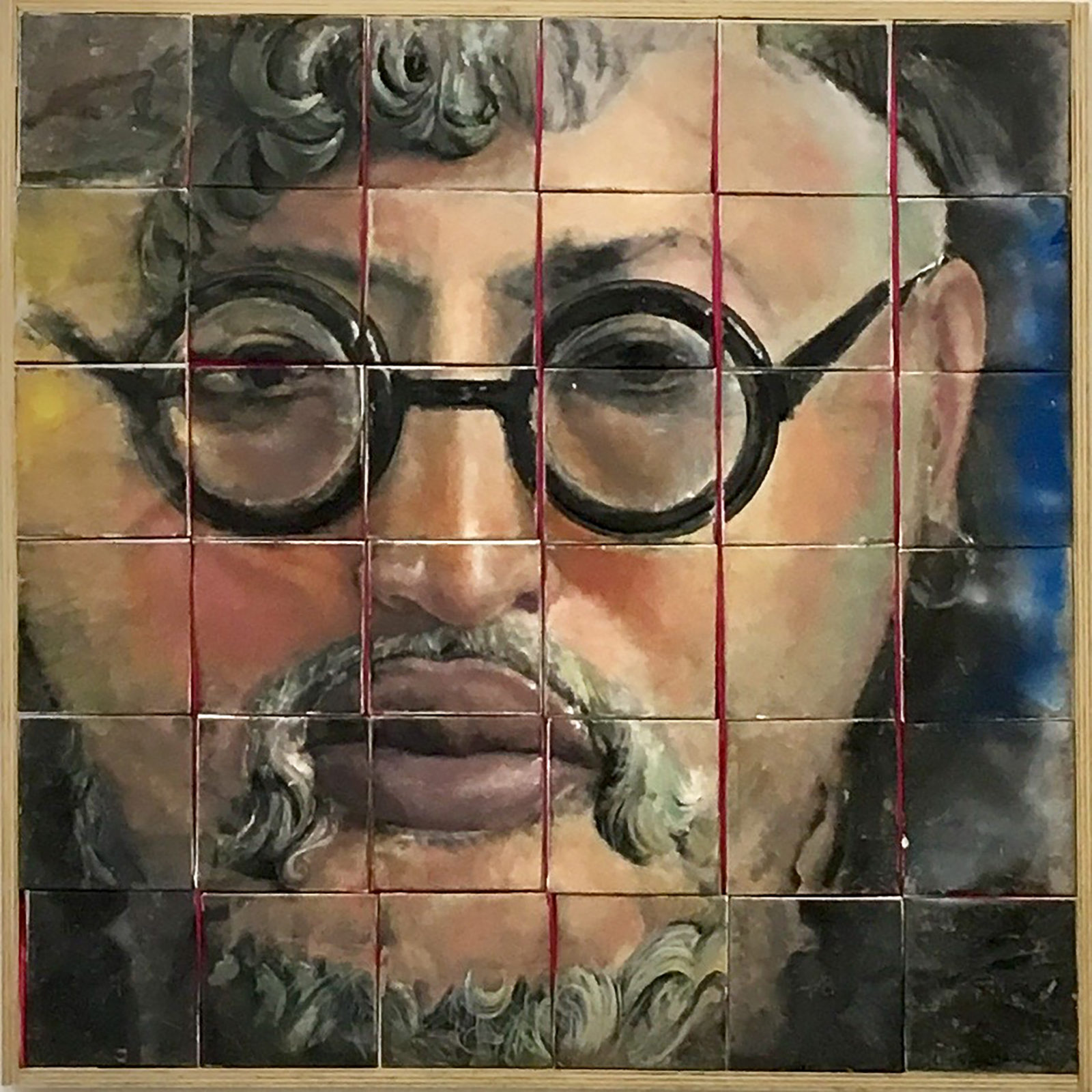 Composite Self-Portrait